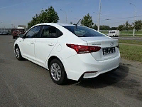 Hyundai Solaris II AT