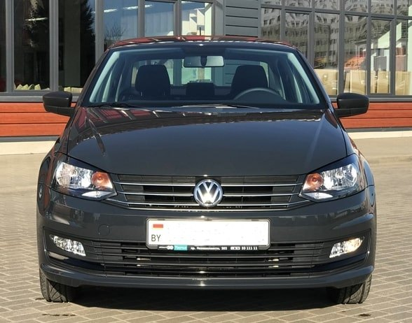 Volkswagen Polo МТ 2018